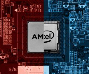 Intel y AMD cara a cara