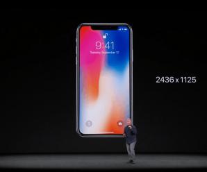 Ya esta aquí el iPhone 8 acompañado del iPhone X