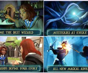 HOGWARTS MYSTERY: El juego del mundo mágico de Harry Potter ha tenido éxito en los dispositivos móviles.
