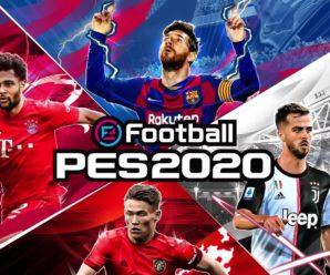 PRO EVOLUTION SOCCER 2020 SIGUE COMPITIENDO CON FIFA.