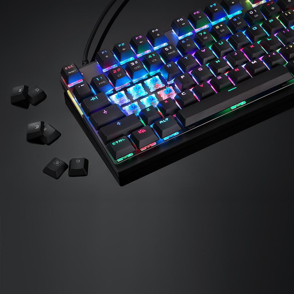 teclado para pc gamer